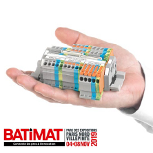 2 produits Awards Batimat