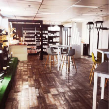 Second showroom